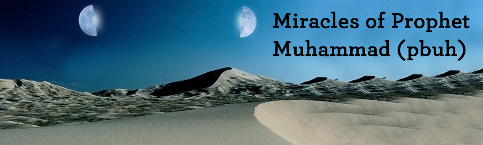 Miracles of Prophet Muhammad (pbuh)